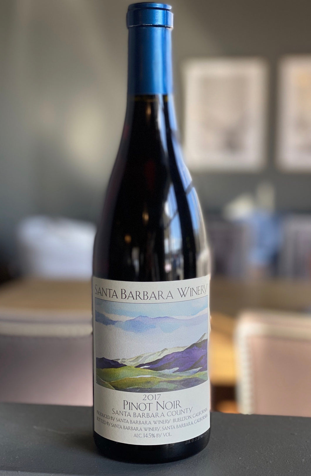 Santa Barbara Winery Pinot Noir, 2018