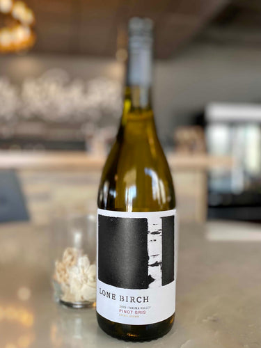 Lone Birch Pinot Gris, 2019