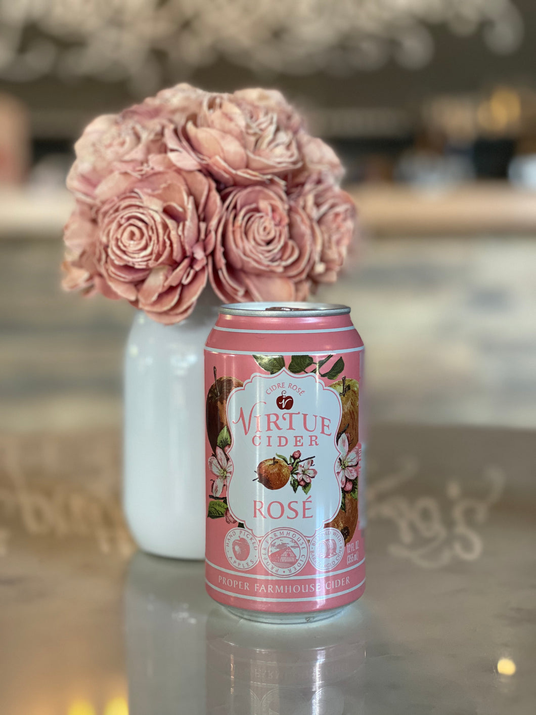 Virtue Cider Rosé