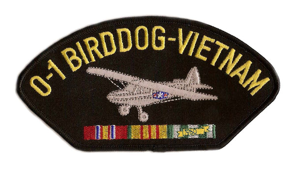 0-1 Bird Dog Vietnam Patch