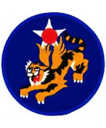 "14th Air Force 3"" Round Patch"