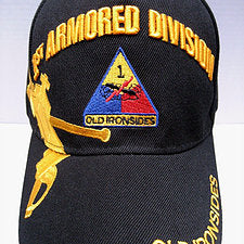 "1st Armored Division ""Old Iron Sides"""