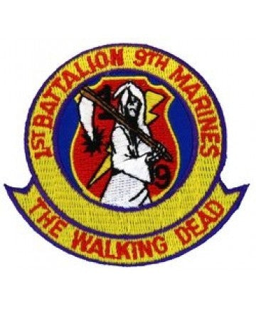 1st Battalion 9th Marines - The Walking Dead
