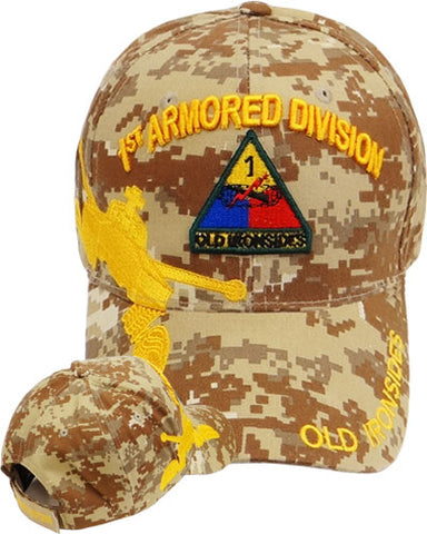 1st Armored Division (Old Ironsides)