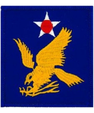 "2nd Air Force 3"" Patch"