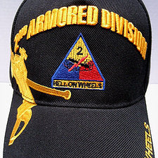 "2nd Armored Division ""Hell On Wheels"""