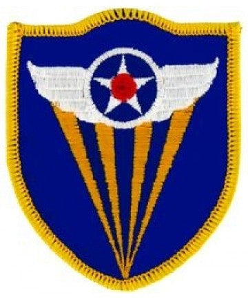 "4th Air Force 3"" Patch"