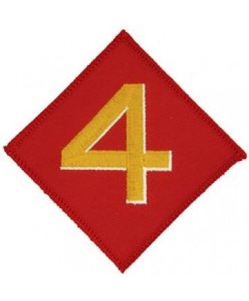 4th Marine Patch