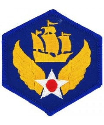 "6th Air Force 3"" Patch"