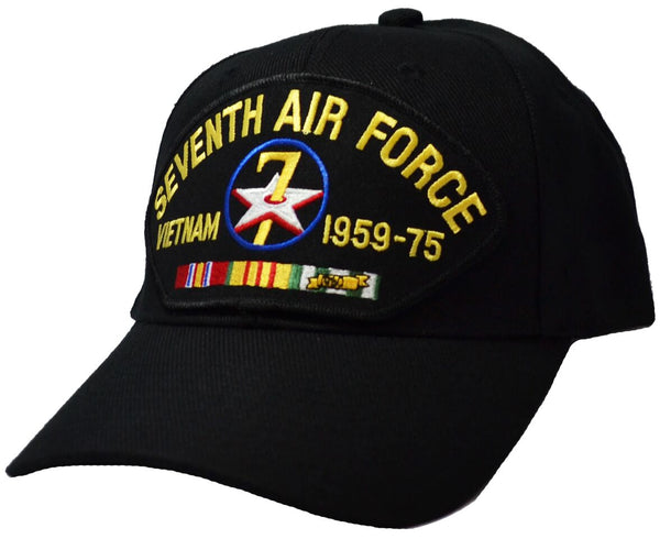 Seventh Air Force Cap with Patch
