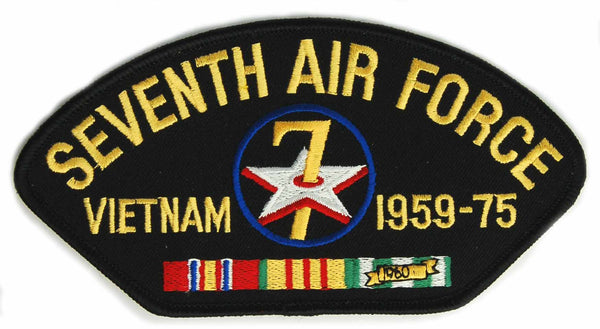 Seventh Air Force Patch