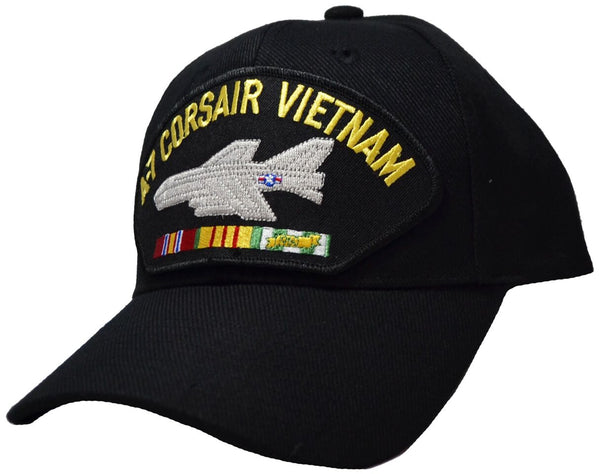 A-7 Corsair Vietnam Cap with patch