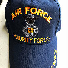 Air Force Security Forces Cap