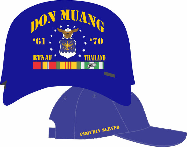 Air Force Thailand Don Muang Cap