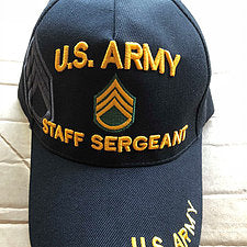 US Army Staff Sergeant