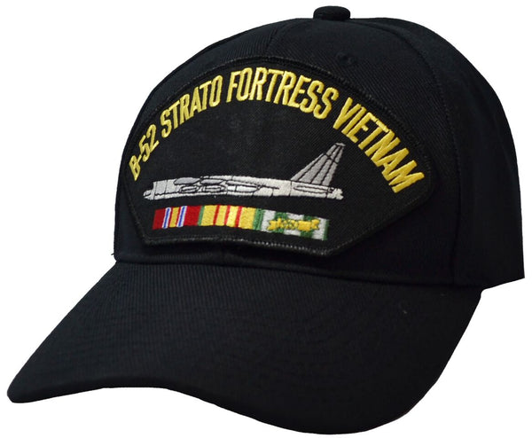 B-52 Strato Fortress Cap with patch