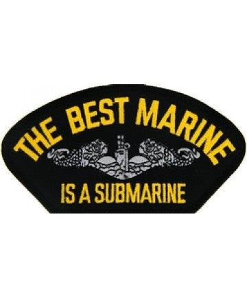 The Best Marine Is A Submarine