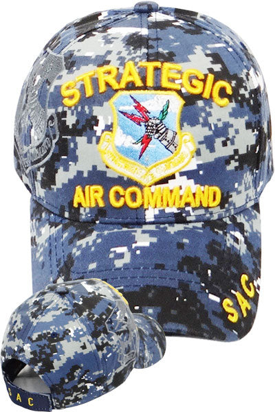Strategic Air Command Blue Camo