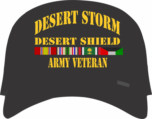 Desert Storm, Desert Shield Army Black Cap