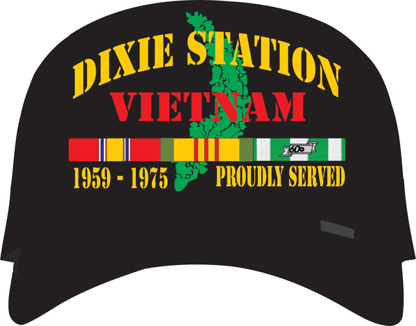 Dixie Station Vietnam Veteran Cap