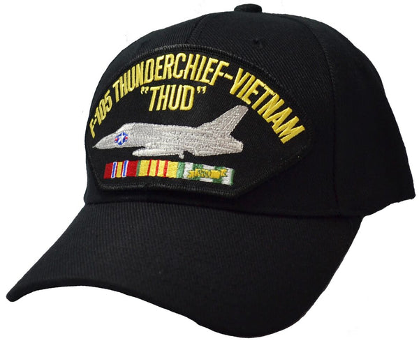 F-105 Thunderchief (Thud) cap with patch