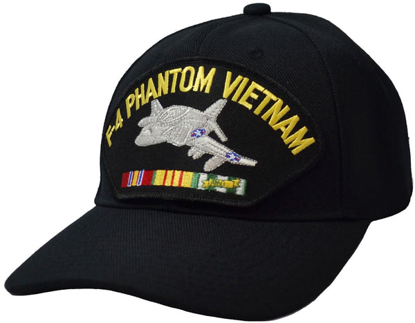F-4 Phantom Vietnam Cap with patch