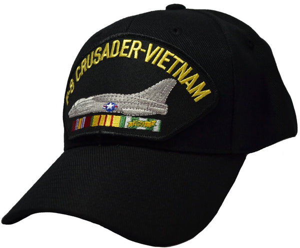 F-8 Crusader Cap with patch