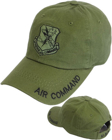 Strategic Air Command (SAC) Cotton Cap