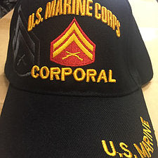 US Marine Corps Corporal