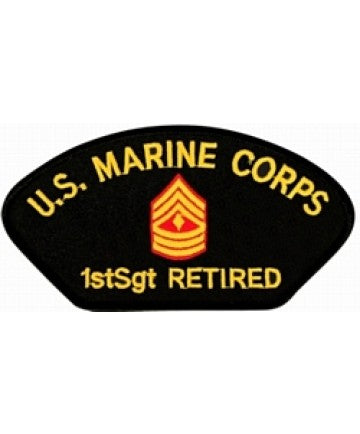 Marine Corps First Sergeant