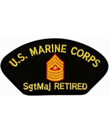 Marine Corps Sergeant Major