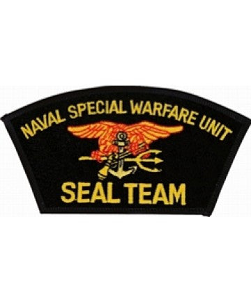 Naval Special Warfare Unit Patch