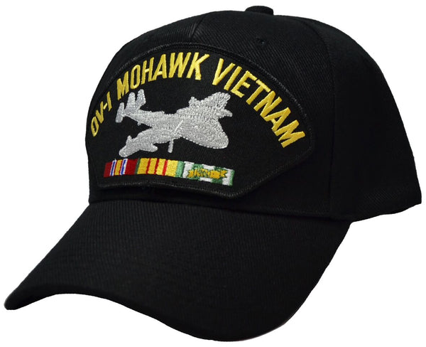 OV-1 Mohawk cap with patch