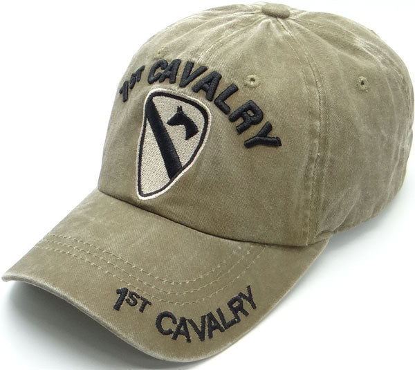 1st Cavalry Distressed Tan
