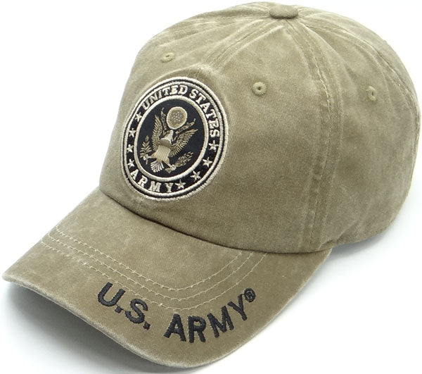 US Army Distressed Tan