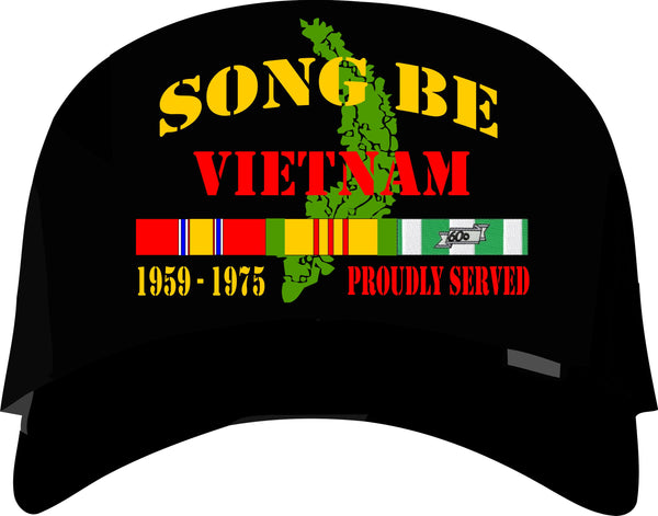 Song Be Vietnam Veteran Cap