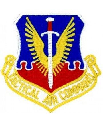 Air Force Tactical Air Command Patch