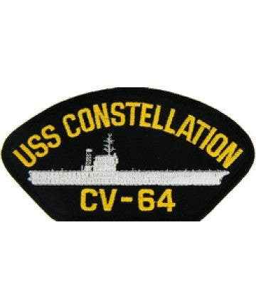 "USS Constellation ""Connie"" Patch"