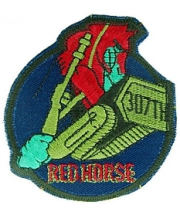 Air Force 307th Red Horse Patch