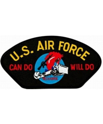 Air Force Red Horse Charging Charlie Patch