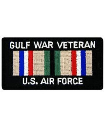 "Air Force Gulf War 3"" square patch"