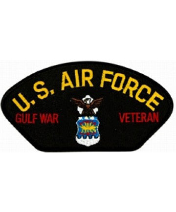 "Air Force Gulf War 4"" Patch"