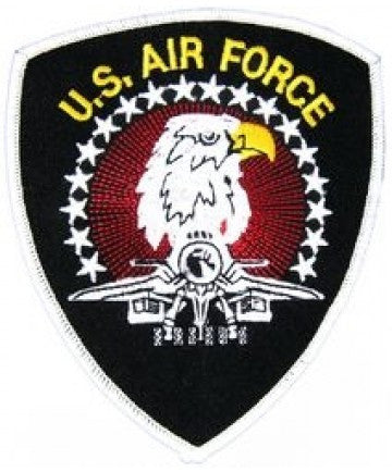 Air Force Eagle Patch 4""