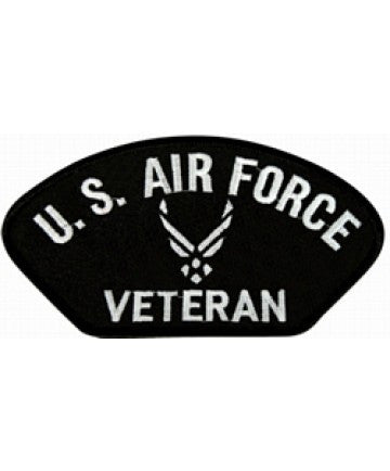 Air Force Veteran Patch