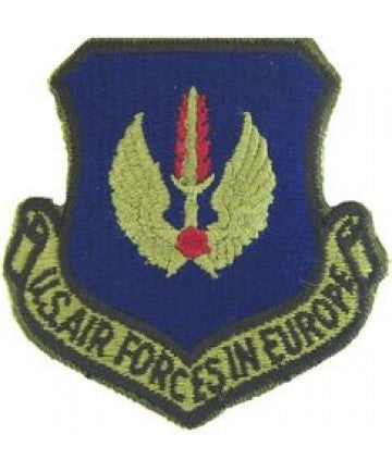 US Air Force in Europe Patch