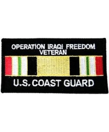 US Coast Guard OIF Patch
