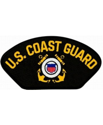 US Coast Guard Hat Patch