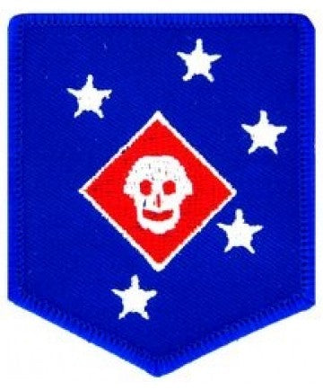 US Marine Corps Raider Small Patch