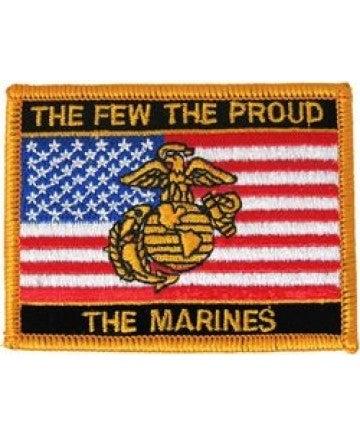 US Marine Corps The Few The Proud