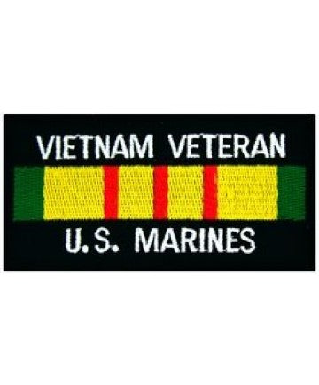 US Marine Corps Vietnam Veteran Small Patch